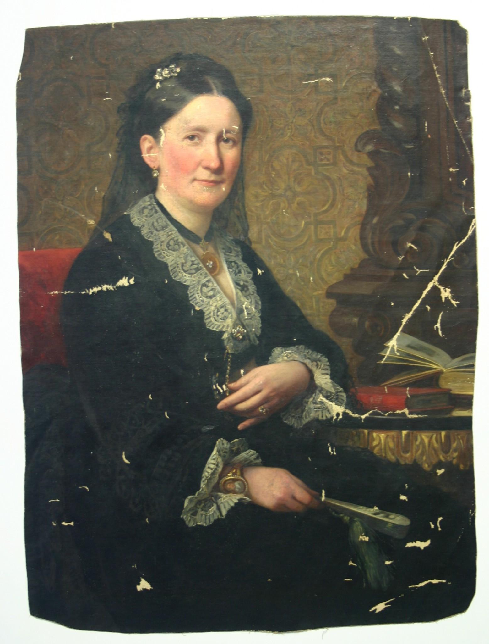 Favorit Gemälderestaurierung - Galerie Thomas Kaphammel DF79
