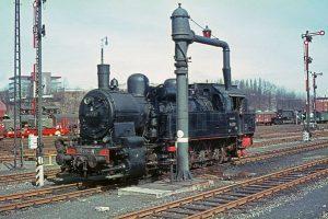 Rangierlok BS HBF 1967