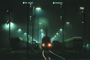 Dampf im Neonlicht, SZ-Beddingen, 1975